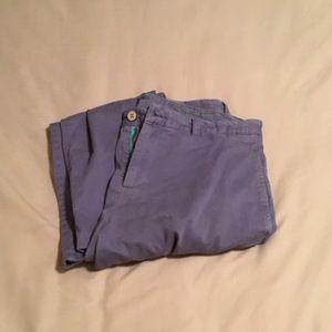 Men's Blue Pants